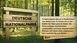 wissen interaktiv nationalpark